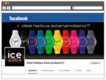 SMM проект для страницы европейского часового бренда
