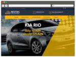 Rent A Car Baku şirkətinin Saytının Redizaynı / Редизайн сайта по прокату автомобилей в Баку