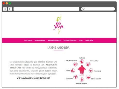 Создание сайта в Баку / разработка медицинского сайта / Sayt Sifarisi