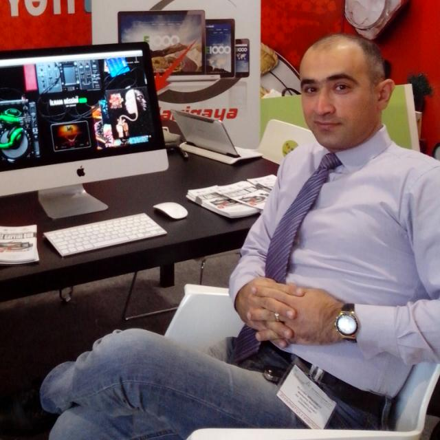 Elchin Ibrahimov / Digital Marketing specialist